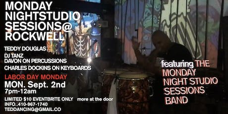 MONDAY NIGHT STUDIO SESSIONS feat. The Monday Night Studio Sessions Band tickets