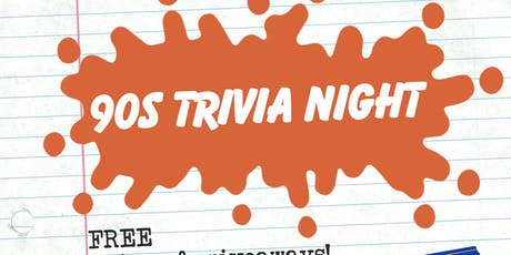 BE KIND, REWIND 90s TRIVIA!  tickets
