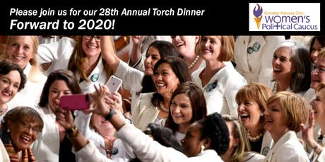 2019 Torch Dinner - Forward to 2020! tickets
