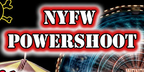 NYFW Powershoot tickets