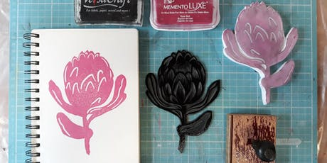PRINT IS NOT DEAD: Tuesday Night Printmaking workshop at in.cube8r Prahran! tickets