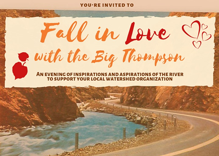 Fall in Love with the Big Thompson image