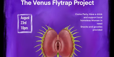 The Venus FlyTrap Project: A Feminist Movement tickets