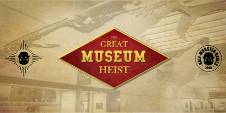 The Great Museum Heist tickets