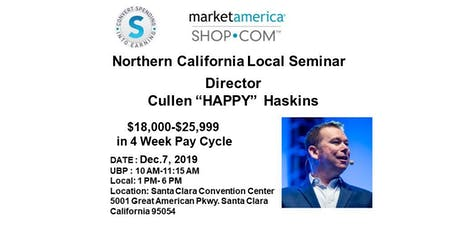 Cullen Haskins Local Seminar tickets