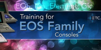 ETC Eos Family Level 1 (Basic) Console Training (Adelaide)