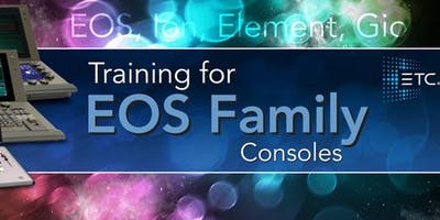 ETC Eos Family Level 2 (Intermediate/Advanced) Console Training (Adelaide)