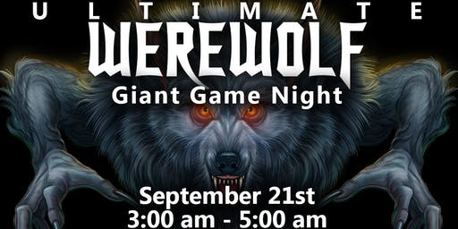 Giant Werewolf Game
