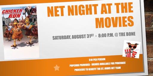 Movie Night with St. Johns NET