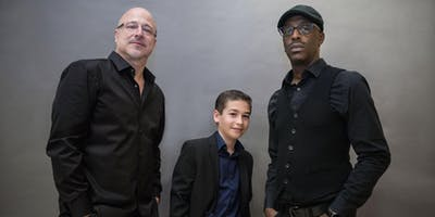 The Brandon Goldberg Trio featuring Ben Wolfe and Donald Edwards