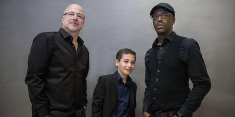 The Brandon Goldberg Trio featuring Ben Wolfe and Donald Edwards tickets