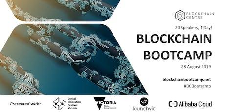 Blockchain Bootcamp tickets