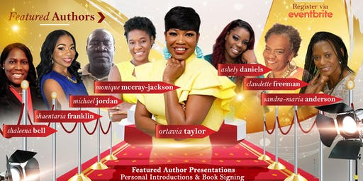 """AUTHOR SHOWCASE DINNER: """"We Wrote These Books With Your Healing in Mind"""""""