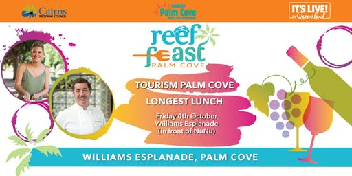 Tourism Palm Cove Reef Feast Longest Lunch