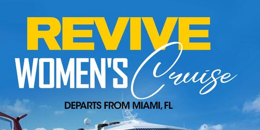 Revive Women's Cruise 2020