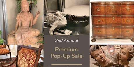 2nd Annual Premium Pop-Up Sale by Valerie Woods tickets