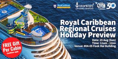 Royal Caribbean Regional Cruises Holiday Preview