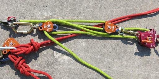 Rope Rescue Technician Level 1