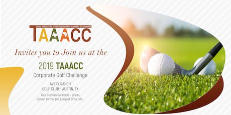 TAAACC Black Business is Power(FUL) 2019 Corporate Golf Challenge tickets