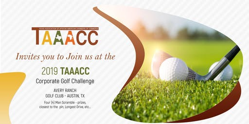 TAAACC Black Business is Power(FUL) 2019 Corporate Golf Challenge