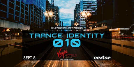 Trance Identity 010 - Rooftop Party tickets