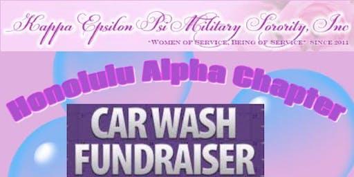 KEY Car Wash Fundraiser on Saturday,  August 31st