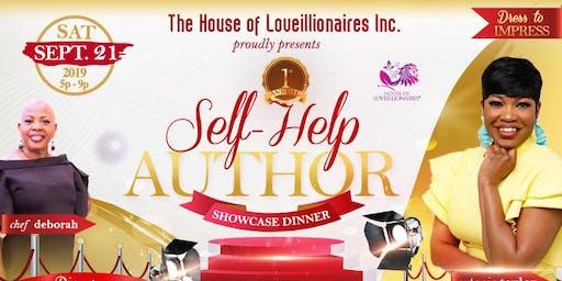 SELF-HELP AUTHOR SHOWCASE: Vendors Only Registration