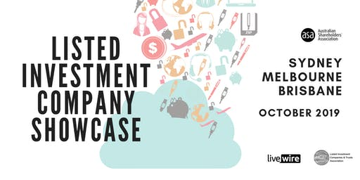 Melbourne - Listed Investment Company Showcase