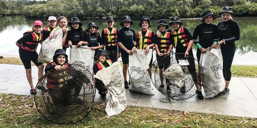 River Warriors Gold Coast - Community Outreach for Tallebudgera Creek!