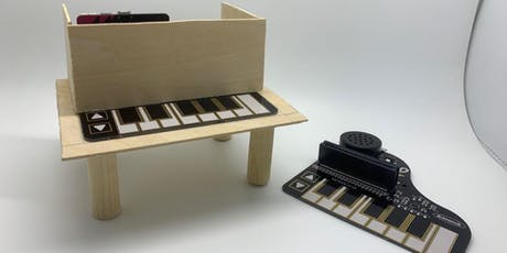 「Cooltool 小木工 x micro:bit x Klef Piano」智能樂器工作坊 tickets