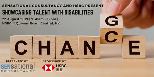 Showcasing Talent With Disability