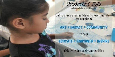 Arts That Inspire - Art Show La Bodega Gallery tickets