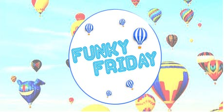 Funky Friday tickets