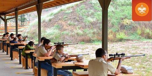 Shooting Sports Weekend - Register ASAP, only 10 spots!
