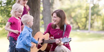 Developmental Music Group - 8 Sessions ($15 per session)