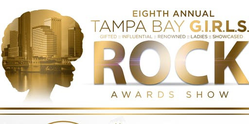 Tampa Bay G.I.R.L.S. Rock Awards Show