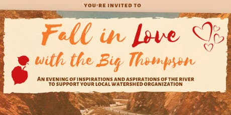 Fall in Love with the Big Thompson tickets