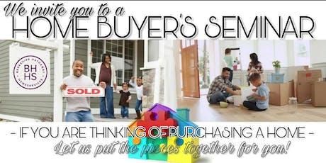 FREE Home Buyer Brunch Event tickets