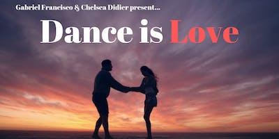 Dance is LOVE: A Partner Movement Workshop