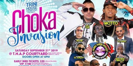CHOKA INVASION 2019 tickets