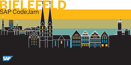 SAP CodeJam Bielefeld tickets