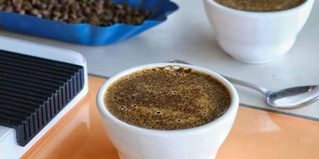 Coffee Cupping with Monogram x Ok Kombucha Tasting tickets