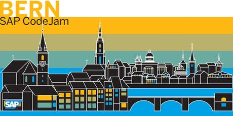 SAP CodeJam Bern tickets
