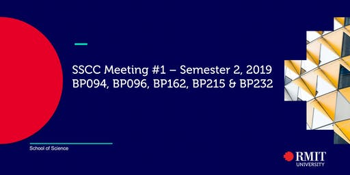 SSCC Meeting #1 - BP094 BP096 BP162 BP215 & BP232
