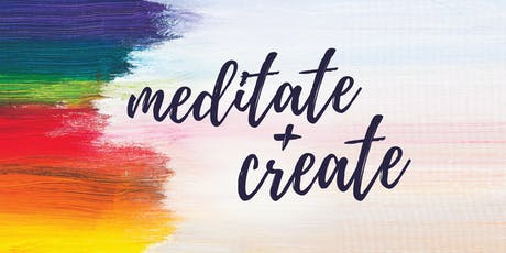 Meditate + Create: Awaken Your Inner Child And Creative Spirit tickets