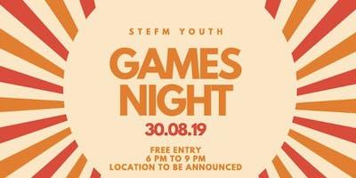 STEFM Games Night