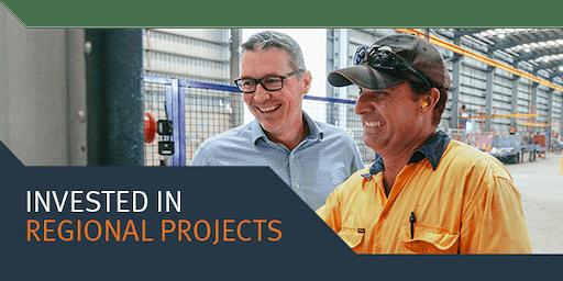 FNQ Regional Projects Forum - Cairns - 1 October 2019
