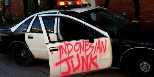 INDONESIAN JUNK, CHOKE CHAINS, BLOODY SHOW, HOLLY &T NL, THE INVITAMINS