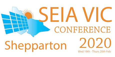 SEIA Vic Conference Shepparton 2020 tickets
