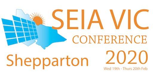 SEIA Vic Conference Shepparton 2020